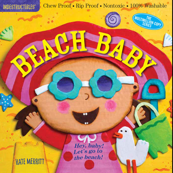 Libro Indestructibles: Beach Baby