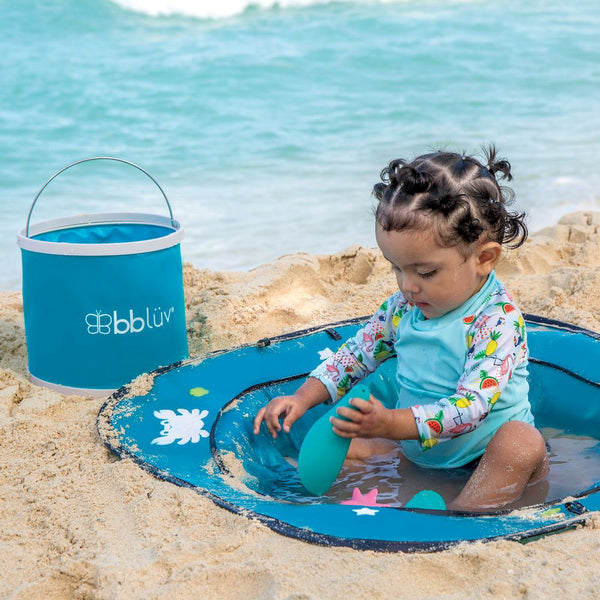 Piscina De Playa Plegable Pop-Up