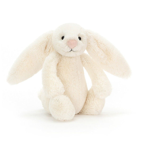 Peluche Bashful Cream Bunny