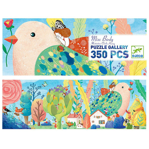 Gallery Puzzle Miss Birdy 350 pcs