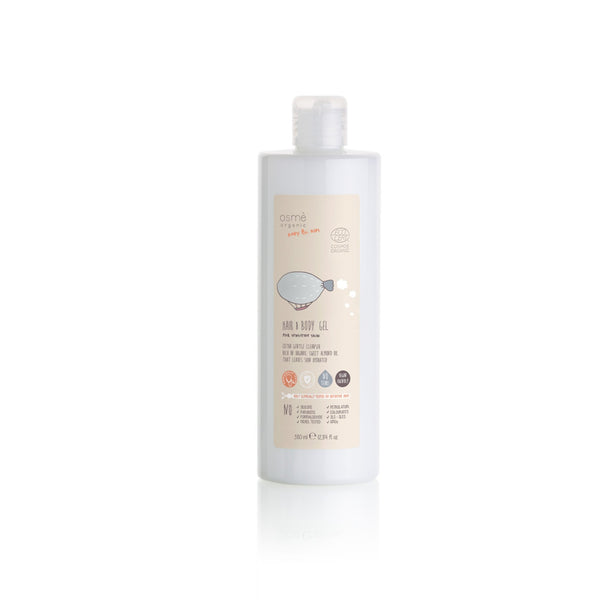 Gel Shampoo Osmé 380 ml