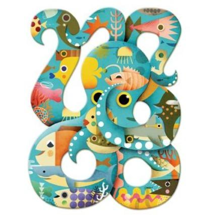 Puzzle Pulpo 350 pcs