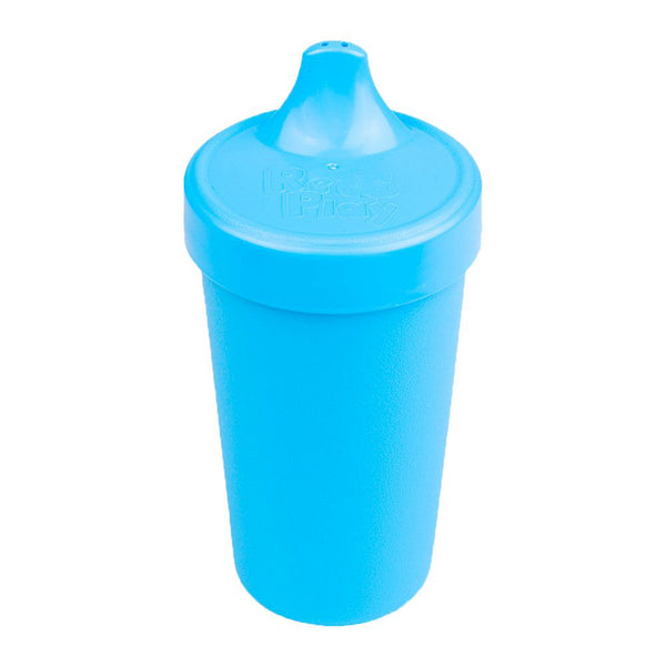 Vaso Sippy Rígida RePlay Azul