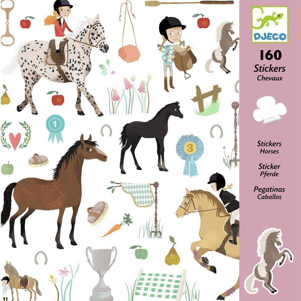 Stickers Caballos