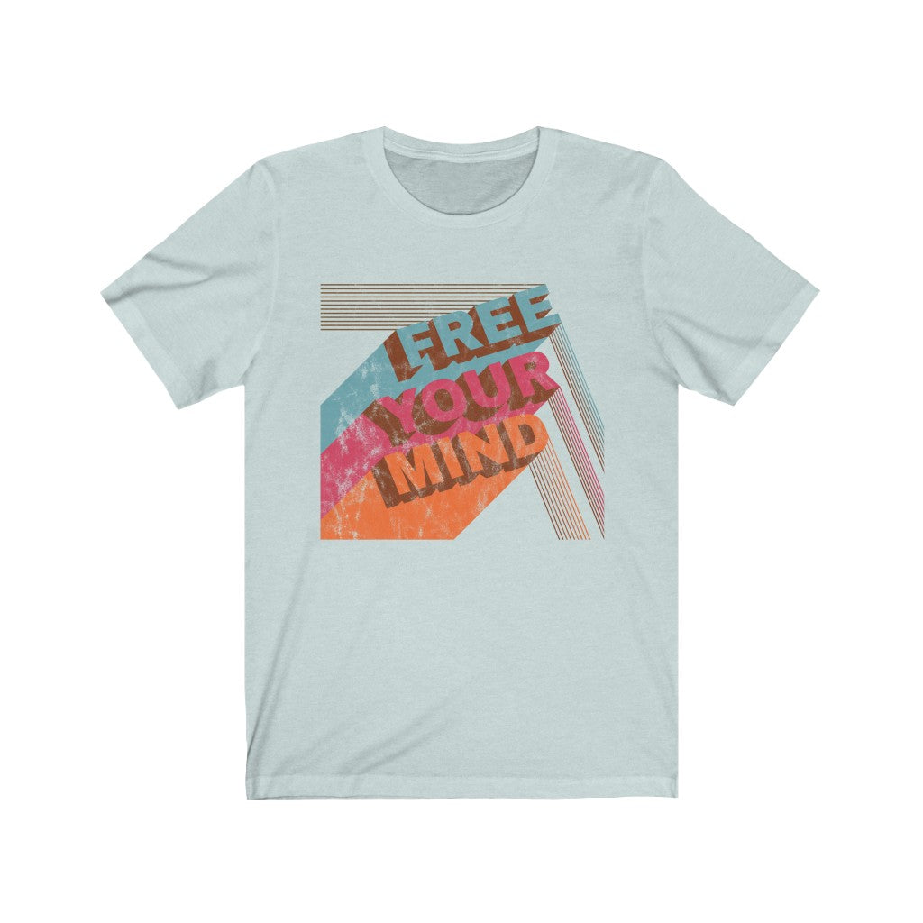 Free Your Mind - Women's Jersey Short Sleeve Tee