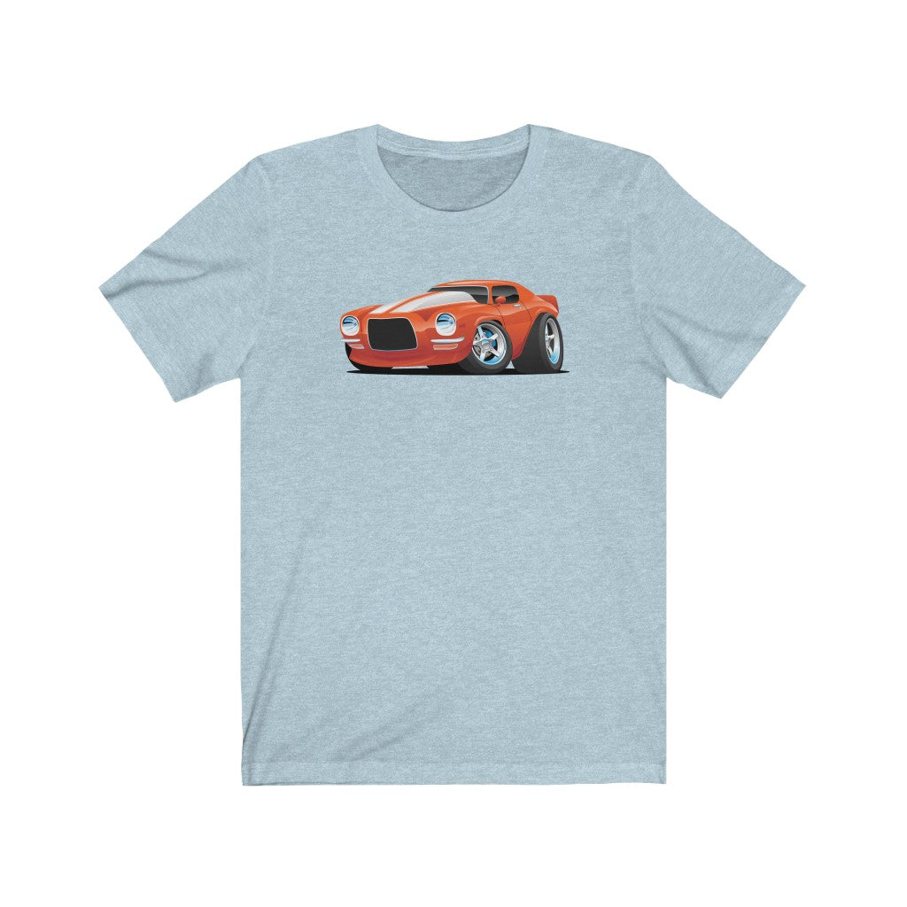 Car II - Men's Jersey Short Sleeve Tee