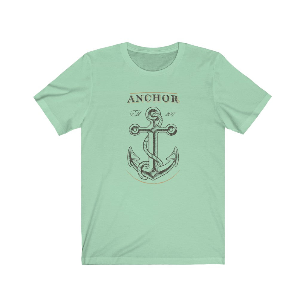 Anchor - Men's Jersey Short Sleeve Tee