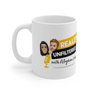 Reality Unfiltered Exclusive - Ceramic Mug 11oz