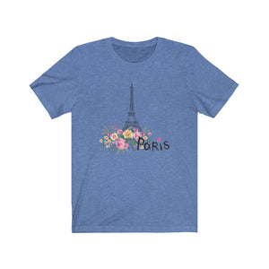 Paris II - Women's Jersey Short Sleeve Tee