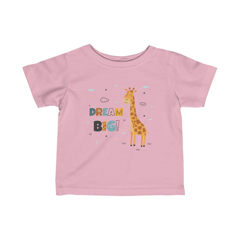 Dream Big - Infant Fine Jersey Tee