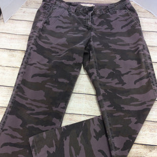 Primary Photo - BRAND: J CREW STYLE: PANTS COLOR: CAMOFLAUGE SIZE: 10 SKU: 133-13374-534CHANGE IT UP WITH MAUVE TONED CAMO PANTS!