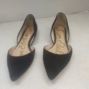 Primary Photo - BRAND: SAM EDELMAN STYLE: SHOES FLATS COLOR: BLACK SIZE: 6.5 SKU: 133-13316-109798