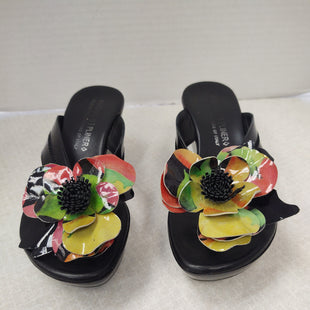 Primary Photo - BRAND: DONALD PLINER STYLE: SANDALS LOW COLOR: FLOWERED SIZE: 6.5 SKU: 133-13316-115480NEW NO TAGS