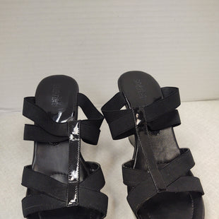 Primary Photo - BRAND: CHARLES BY CHARLES DAVID STYLE: SANDALS HIGH COLOR: BLACK SIZE: 8 SKU: 133-13371-15064
