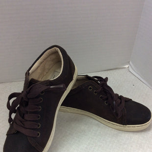 Primary Photo - BRAND: UGG STYLE: SHOES ATHLETIC COLOR: BROWN SIZE: 5.5 SKU: 133-13316-112112