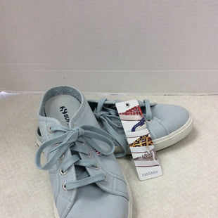 Primary Photo - BRAND: SUPERGA STYLE: SHOES FLATS COLOR: LIGHT BLUE SIZE: 6.5 OTHER INFO: NEW! SKU: 133-13341-44266