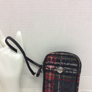 Primary Photo - BRAND: COACH O STYLE: WRISTLET COLOR: PLAID SIZE: S SKU: 133-13371-14916