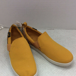 Primary Photo - BRAND: TEVA STYLE: SHOES FLATS COLOR: YELLOW SIZE: 6 OTHER INFO: NEW! SKU: 133-13371-14632
