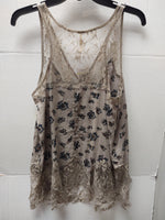 Photo #2 - BRAND: FREE PEOPLE <BR>STYLE: TOP SLEEVELESS <BR>COLOR: STONE <BR>SIZE: M <BR>OTHER INFO: NEW! <BR>SKU: 133-13350-40243