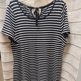 Primary Photo - BRAND: TALBOTS STYLE: DRESS SHORT SHORT SLEEVE COLOR: STRIPED SIZE: XL SKU: 133-13341-45032