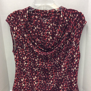 Primary Photo - BRAND: COLDWATER CREEK STYLE: TOP SLEEVELESS COLOR: RED SIZE: XS SKU: 133-13316-112014