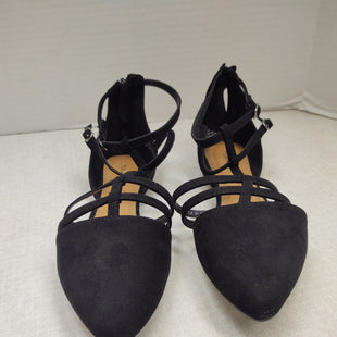 Primary Photo - BRAND: MAURICES STYLE: SHOES FLATS COLOR: BLACK SIZE: 9 SKU: 133-13350-40546BRAND NEW NO TAGS