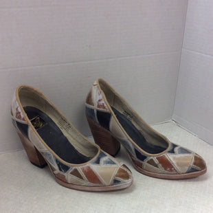Primary Photo - BRAND: FREEBIRD STYLE: SHOES HIGH HEEL COLOR: BROWN SIZE: 9 SKU: 133-13316-114867