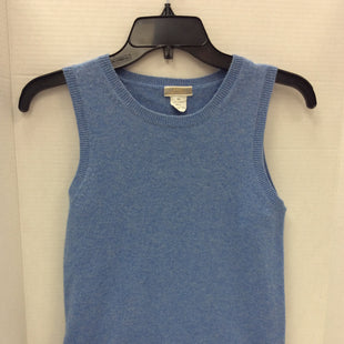 Primary Photo - BRAND: J CREW STYLE: SWEATER CASHMERE COLOR: LIGHT BLUE SIZE: XS SKU: 133-13373-12322
