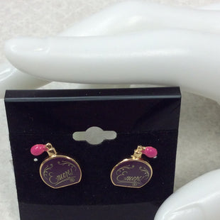 "Primary Photo - BRAND: KATE SPADE STYLE: EARRINGS SKU: 133-13316-112517PERFUME BOTTLE ""ENCORE"""