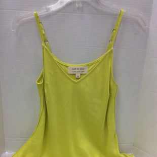 Primary Photo - BRAND: CLOTH AND STONE STYLE: TANK BASIC CAMI COLOR: NEON SIZE: XS SKU: 133-13341-44957