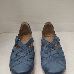 Primary Photo - BRAND: EARTH ORIGINS STYLE: SHOES FLATS COLOR: BLUE SIZE: 9 OTHER INFO: NEW! SKU: 133-13373-13862