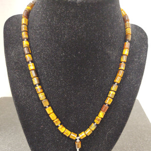Primary Photo - BRAND:  CMB STYLE: NECKLACE COLOR: MULTI OTHER INFO: AARTISAN TIGERS EYE, SNAKESKIN TURQUOISE - SKU: 133-13371-13736