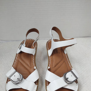 Primary Photo - BRAND: JOSEF SEIBEL STYLE: SANDALS LOW COLOR: WHITE SIZE: 8.5 SKU: 133-13316-115225