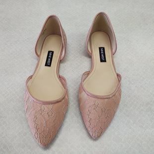 Primary Photo - BRAND: NINE WEST STYLE: SHOES FLATS COLOR: PEACH SIZE: 5.5 OTHER INFO: NEW! SKU: