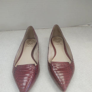 Primary Photo - BRAND: VINCE CAMUTO STYLE: SHOES FLATS COLOR: BURGUNDY SIZE: 7 SKU: 133-13377-1002