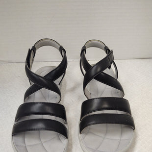 Primary Photo - BRAND: CLARKS STYLE: SANDALS FLAT COLOR: BLACK SIZE: 8.5 SKU: 133-13373-13865