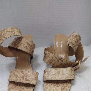 Primary Photo - BRAND: AMANDA SMITH STYLE: SANDALS LOW COLOR: BEIGE SIZE: 8.5 SKU: 133-13355-31755