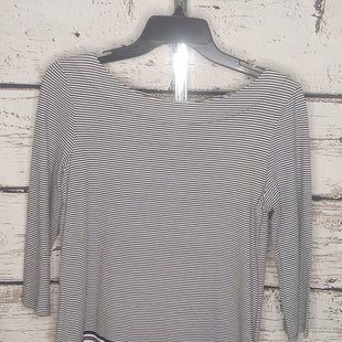 Primary Photo - BRAND: LILLY PULITZER STYLE: TOP LONG SLEEVE COLOR: STRIPED SIZE: S SKU: 133-13316-11355695% COTTON