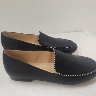 Primary Photo - BRAND: COACH STYLE: SHOES FLATS COLOR: BLACK SIZE: 8.5 OTHER INFO: NEW! ORIG: $120 SKU: 133-13373-12742