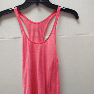 Primary Photo - BRAND: LULULEMON STYLE: ATHLETIC TANK TOP COLOR: ORANGE SIZE: S SKU: 133-13316-112528