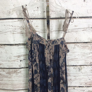 Primary Photo - BRAND: FREE PEOPLE STYLE: TOP SLEEVELESS COLOR: BLUE SIZE: XS SKU: 133-13355-35369