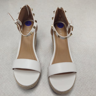 Primary Photo - BRAND: ESPRIT STYLE: SANDALS HIGH COLOR: WHITE SIZE: 8.5 SKU: 133-13371-11075