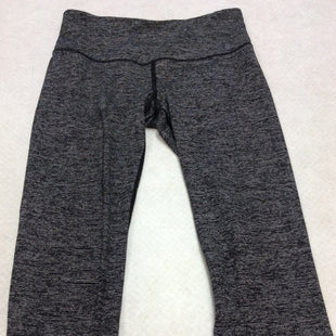 Primary Photo - BRAND: VICTORIAS SECRET STYLE: ATHLETIC CAPRIS COLOR: GREY SIZE: XS SKU: 133-13374-434