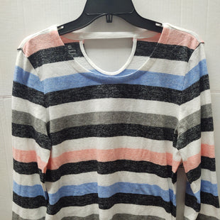 Primary Photo - BRAND: TALBOTS STYLE: TOP LONG SLEEVE COLOR: STRIPED SIZE: PETITE LARGE SKU: 133-13316-112930