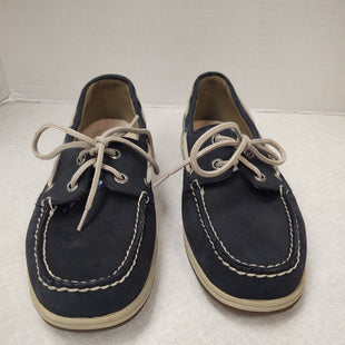 Primary Photo - BRAND: SPERRY STYLE: SHOES FLATS COLOR: NAVY SIZE: 9.5 SKU: 133-13377-1402