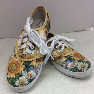 Primary Photo - BRAND:   CMC STYLE: SHOES FLATS COLOR: FLORAL SIZE: 6 OTHER INFO: BRADFORD EXCHANGE - SKU: 133-13316-113996