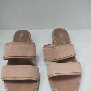 Primary Photo - BRAND: TOMS STYLE: SHOES FLATS COLOR: PINK SIZE: 6 SKU: 133-13374-1771