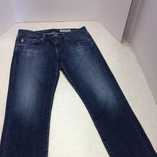 Primary Photo - BRAND: ADRIANO GOLDSCHMIED STYLE: JEANS DESIGNER COLOR: DENIM SIZE: 4 SKU: 133-13316-109132