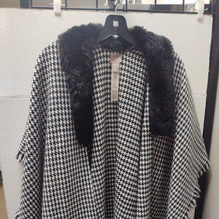 Primary Photo - BRAND: CHICOS O STYLE: SHAWL COLOR: HOUNDSTOOTH SIZE: ONESIZE SKU: 133-13355-33461