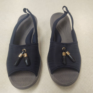 Primary Photo - BRAND:   CMC STYLE: SANDALS LOW COLOR: NAVY SIZE: 10 OTHER INFO: B ZEES - SKU: 133-13350-37098NEW NO TAGS